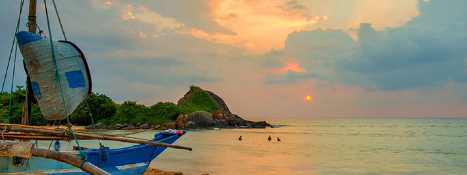 Shinagawa Beach hotel, Sri Lanka
